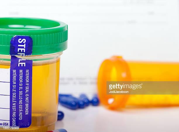 Contrôle anti-dopage pour médicaments de prescription