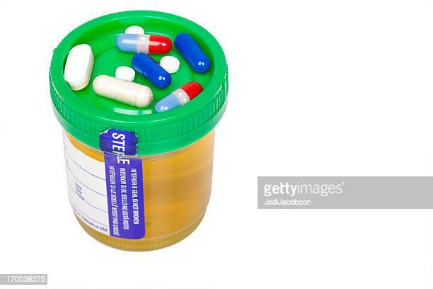 Drug test for prescription drugs