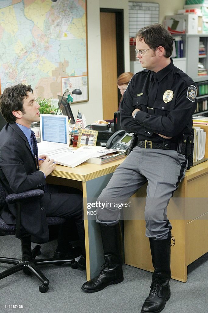 The Office : News Photo