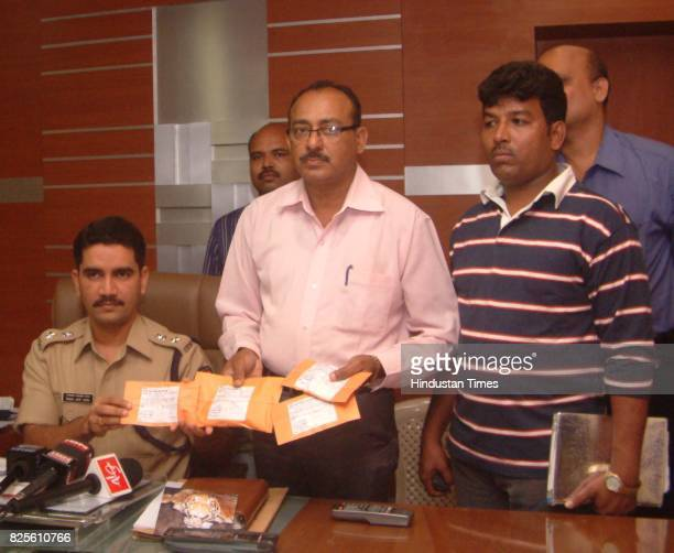Drugs Smuggling Anti Narcotics Cell Officers arrested Tukaram Salgaonkar with 400 drops of LSD and 475 tablets of Ecstasy worth Rs 40000 considered...
