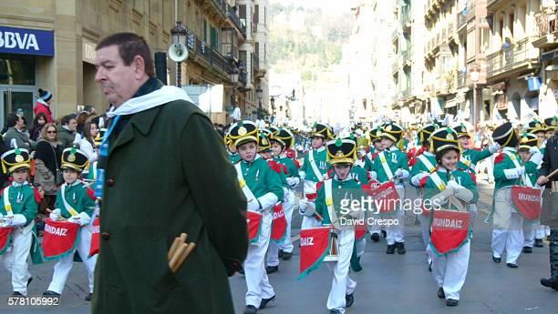 Desfile del tambor