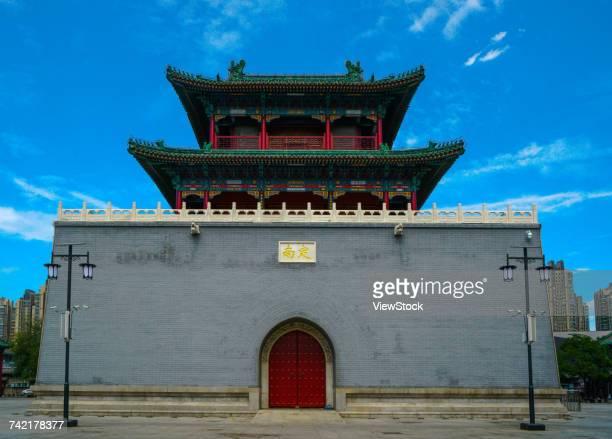 Drum tower,Tianjin,China