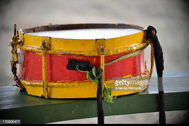 Drum used by Masquerade Bands
