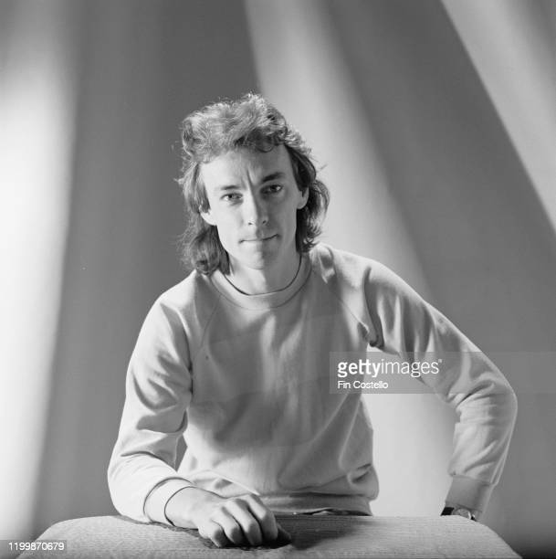 Drummer and lyricist Neil Peart of Canadian progressive rock group Rush London June 1980