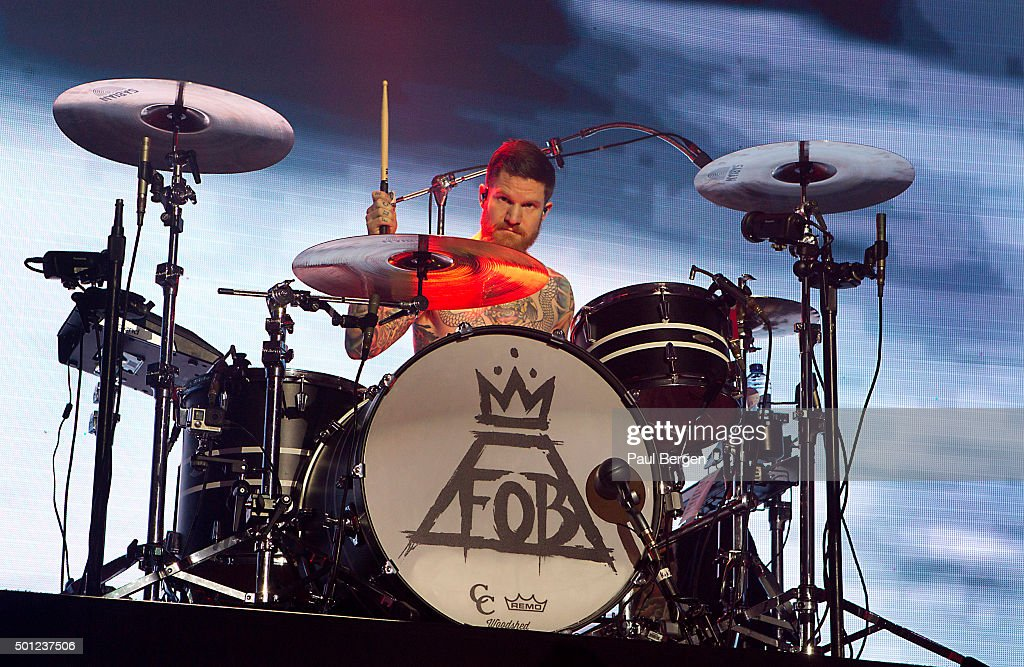 Fall Out Boy Drummer Andy Hurley Andy Hurley Board T