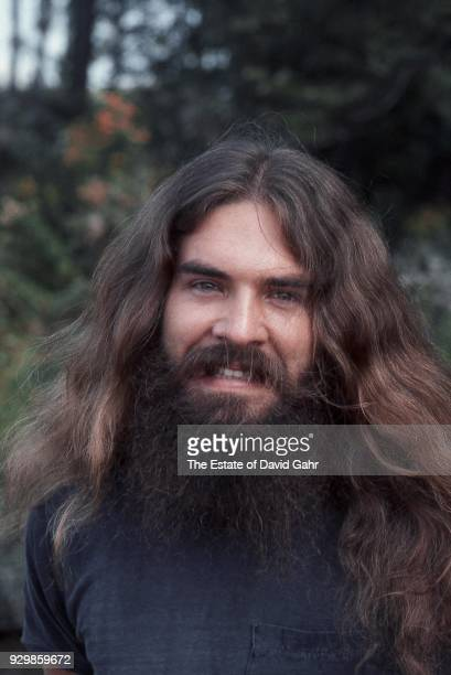 Drummer Artimus Pyle of the rock group Lynyrd Skynyrd poses for a portrait in September 1974 in Parsippany New Jersey