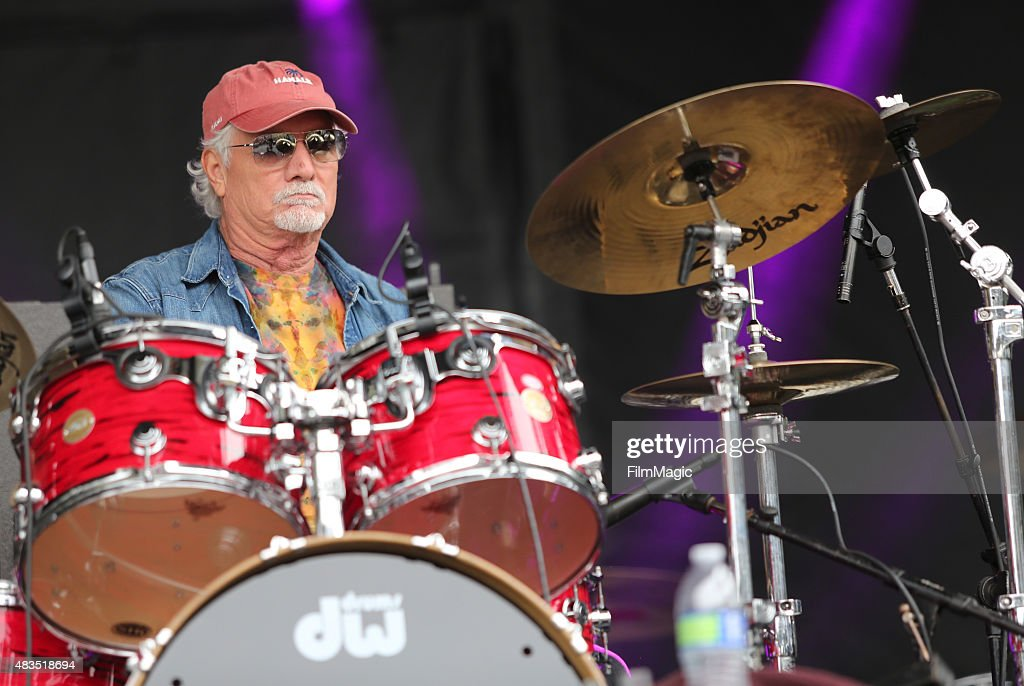Drummer Bill Kreutzmann performs with Alex Bleeker and the Freaks at the Panhandle Stage during day 3 of the 2015 Outside Lands Music And Arts Festival at Golden Gate Park on August 9, 2015 in San Francisco, California.