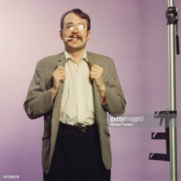Drummer Bun E Carlos of American rock band Cheap Trick New York November 1980