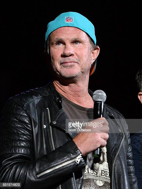 Drummer Chad Smith of Red Hot Chili Peppers announces that the band will not perform due to a medial emergency related to Anthony Kiedis, the bands...