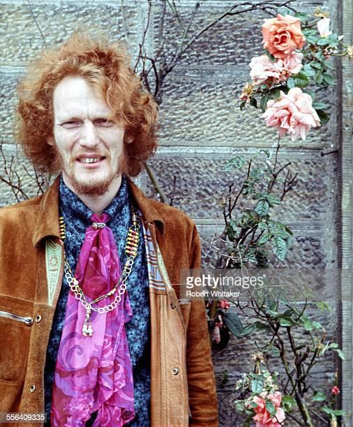 Drummer Ginger Baker of Cream 1968