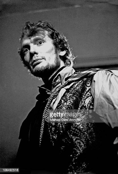 Drummer Ginger Baker of the rock group Cream poses for a photo circa 1968