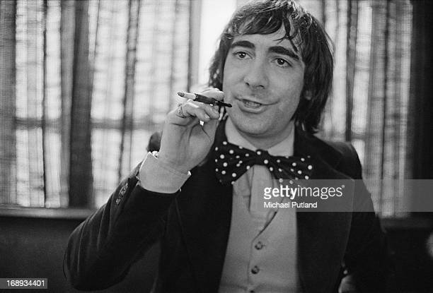 Drummer Keith Moon of English rock group The Who 24th April 1973