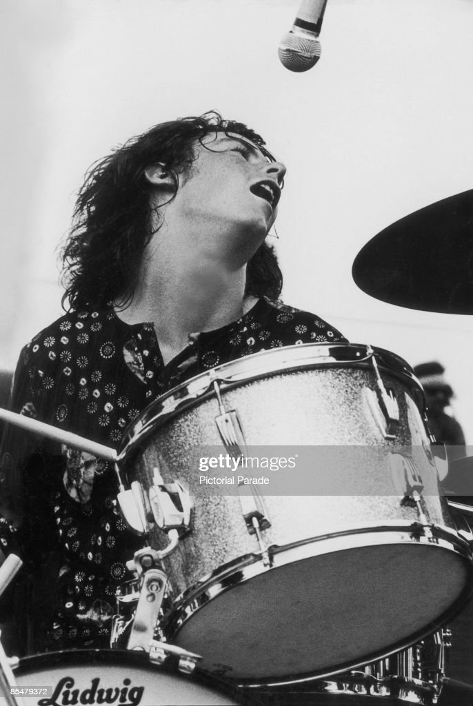 Santana Drummer : News Photo