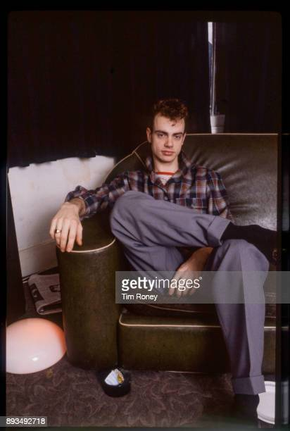 Drummer Paul Ferguson of Killing Joke portrait United Kingdom 1980