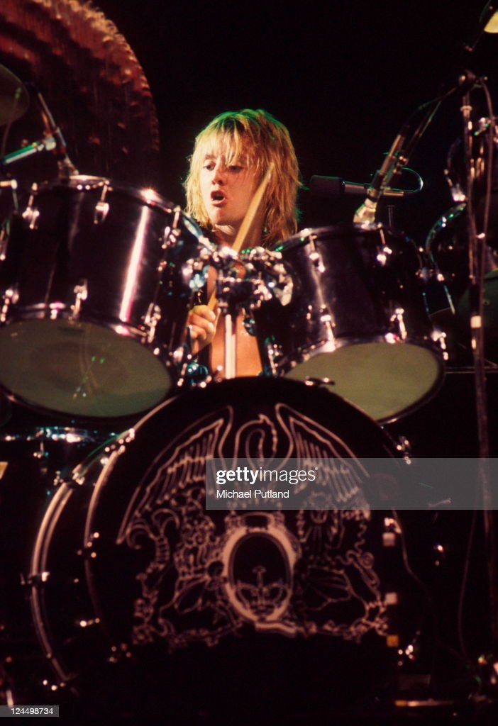 Roger Taylor : News Photo