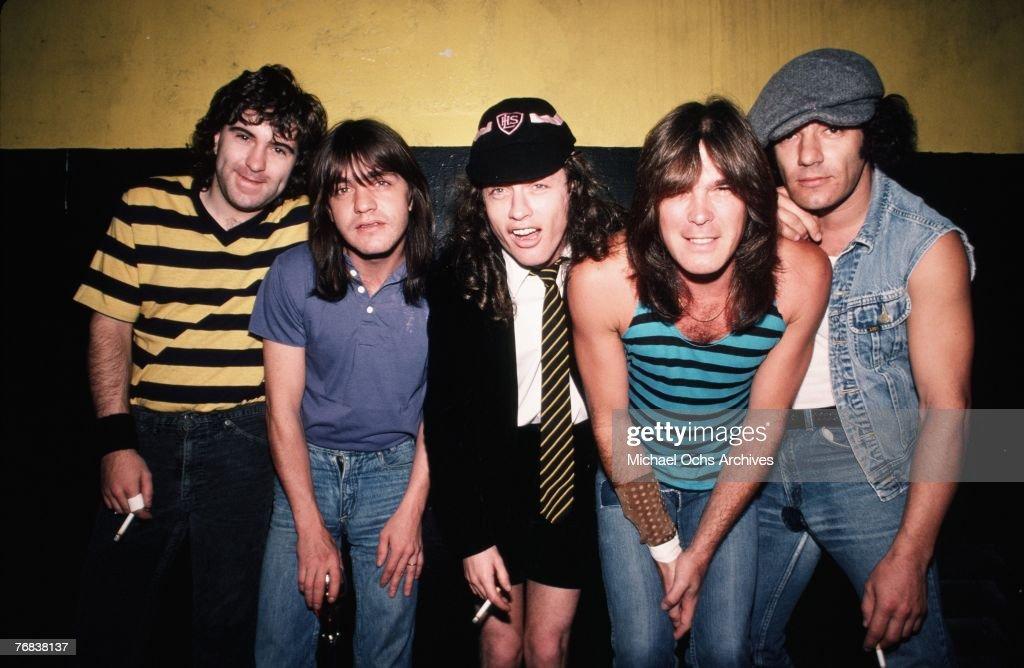 AC/DC Pre-Gig : News Photo