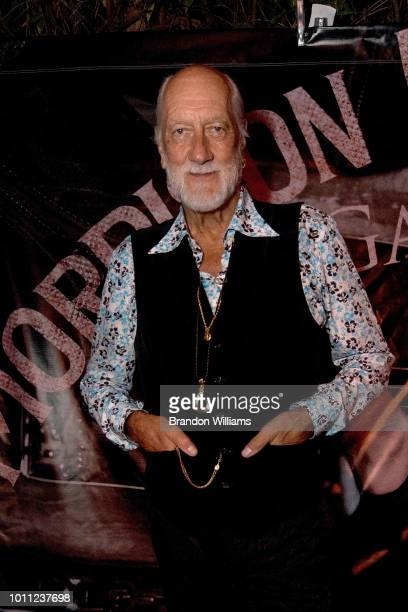 Drummer/Musician Mick Fleetwood speaks at Morrison Hotel Gallery on August 4 2018 in West Hollywood California