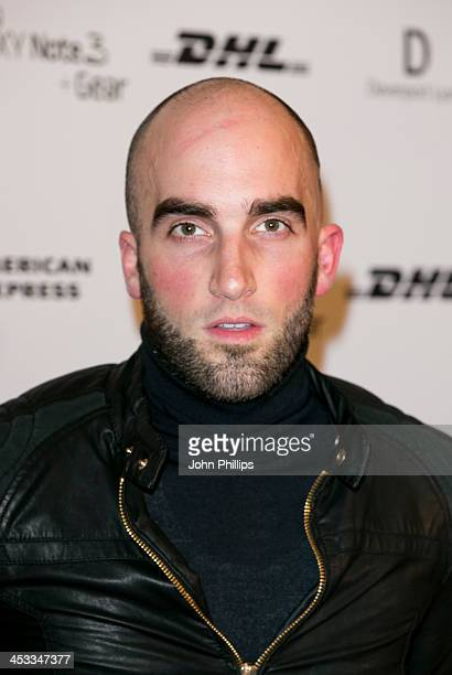 Drummond Money Coutts attends the Fashion Fringe 10th anniversary party at the London Film Museum on December 3 2013 in London England