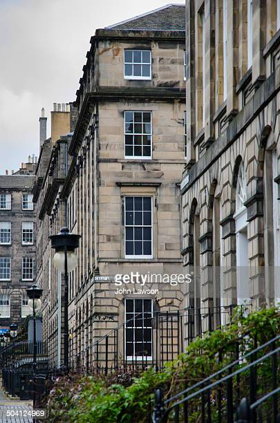 CONTENT] Drummond Place in Edinburgh's New Town looking towards Great King Street and Nelson Street Edinburgh's New Town is a central area of the...