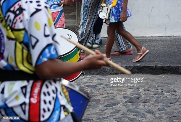 Drums in Pelourinho