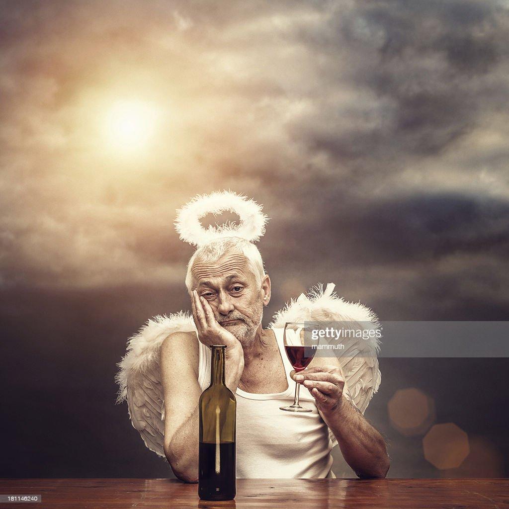Drunken Angel Stock Photo - Getty Images