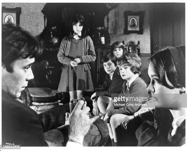 A drunken Dirk Bogarde tells his children Margaret Brooks John Gugolka Gustav Henry Mark Lester and Pamela Franklin that their late mother was a...