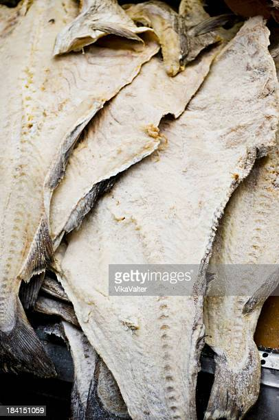 dry cod - salted stock pictures, royalty-free photos & images