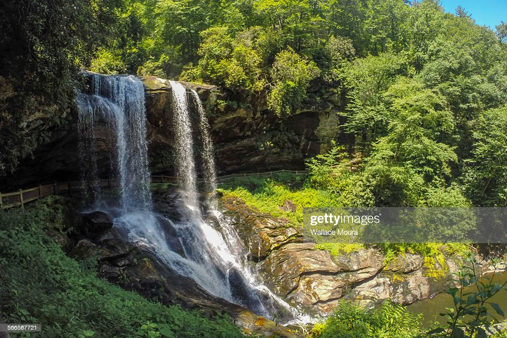 Dry Falls : Stock Photo