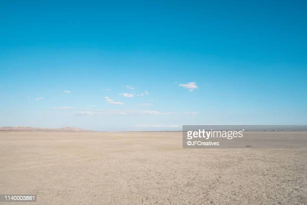 Dry lake bed, El Mirage, Victorville, California, USA