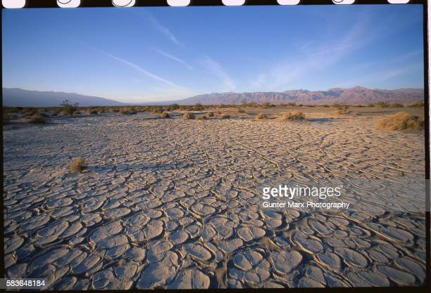 Dry Lake Bed in Death Valley