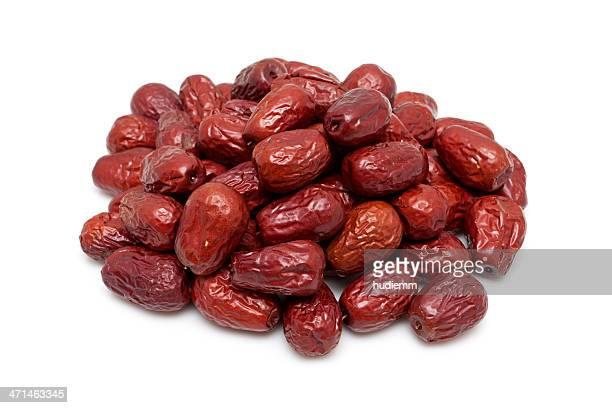 Seco jujubes rojo