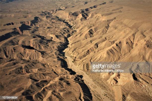 Dry River Bed, Arial