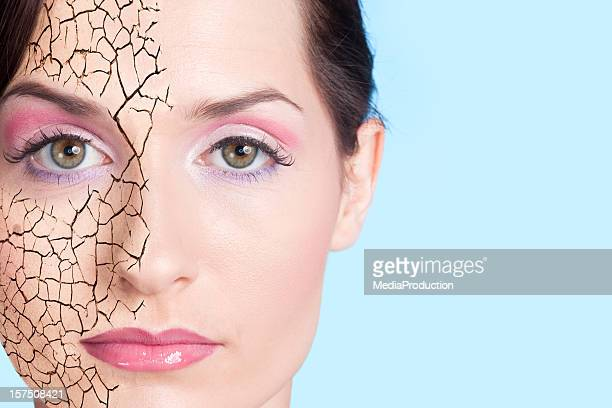 dry skin - dry stock pictures, royalty-free photos & images