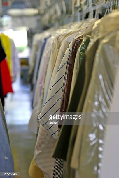 Drycleaned Clothing 1