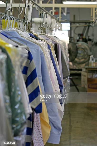 Drycleaned Clothing 3