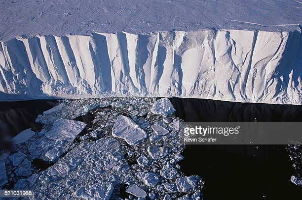 drygalski ice tongue - antarctica stock pictures, royalty-free photos & images