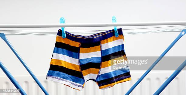 drying shorts - drying stock pictures, royalty-free photos & images