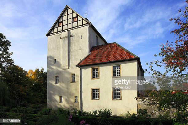 DSalzkotten East Westphalia Westphalian Lowland Westphalia North RhineWestphalia NRW Dreckburg castle Middle Ages