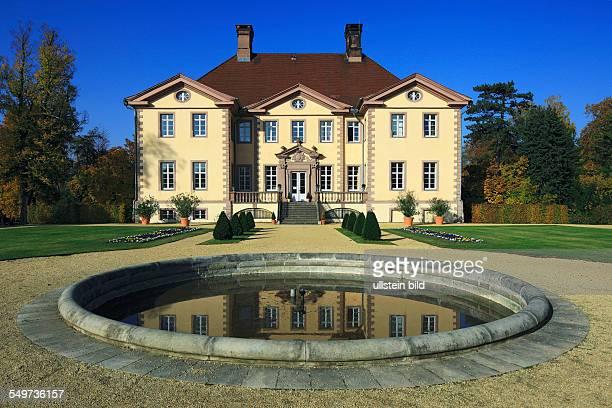 DSchiederSchwalenberg health resort North RhineWestphalia NRW castle Schieder Baroque Netherlandish classicism
