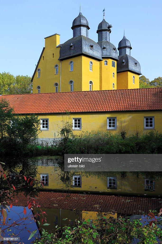 Holte-Stukenbrock, castle Holte : News Photo
