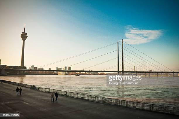 Düsseldorf and the Rhine