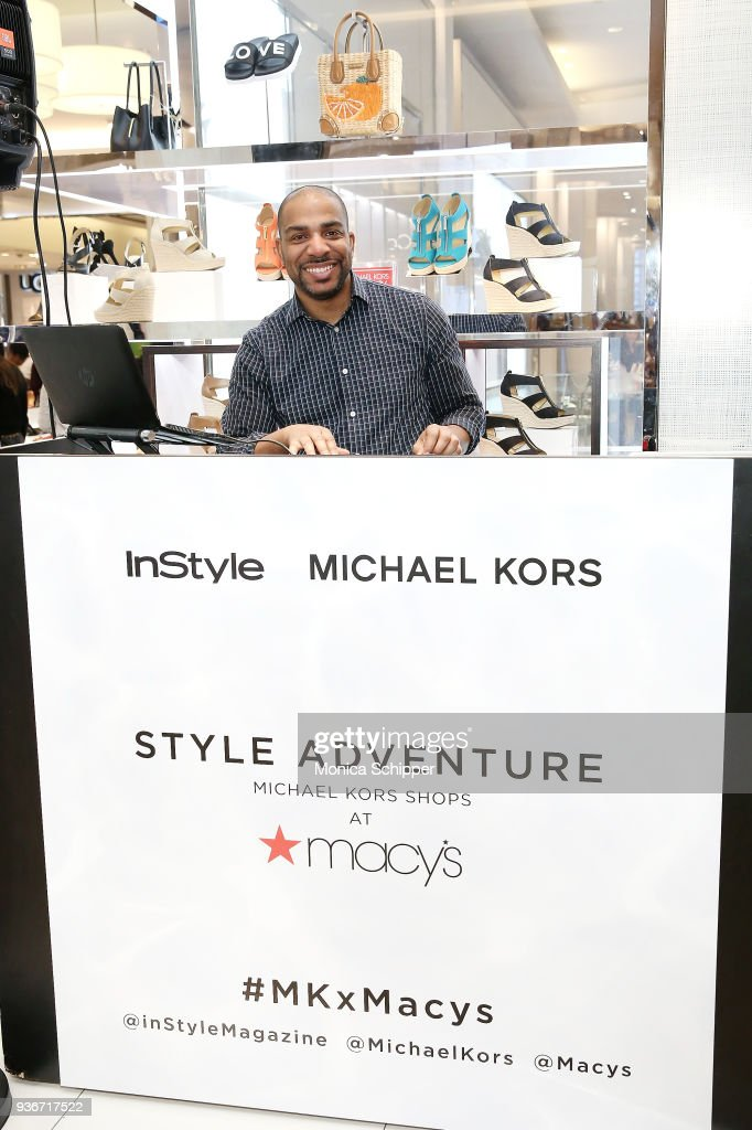 InStyle x Michael Kors Style Adventure At Macy's