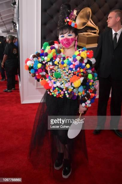 Du Yen attends the 61st Annual GRAMMY Awards at Staples Center on February 10 2019 in Los Angeles California