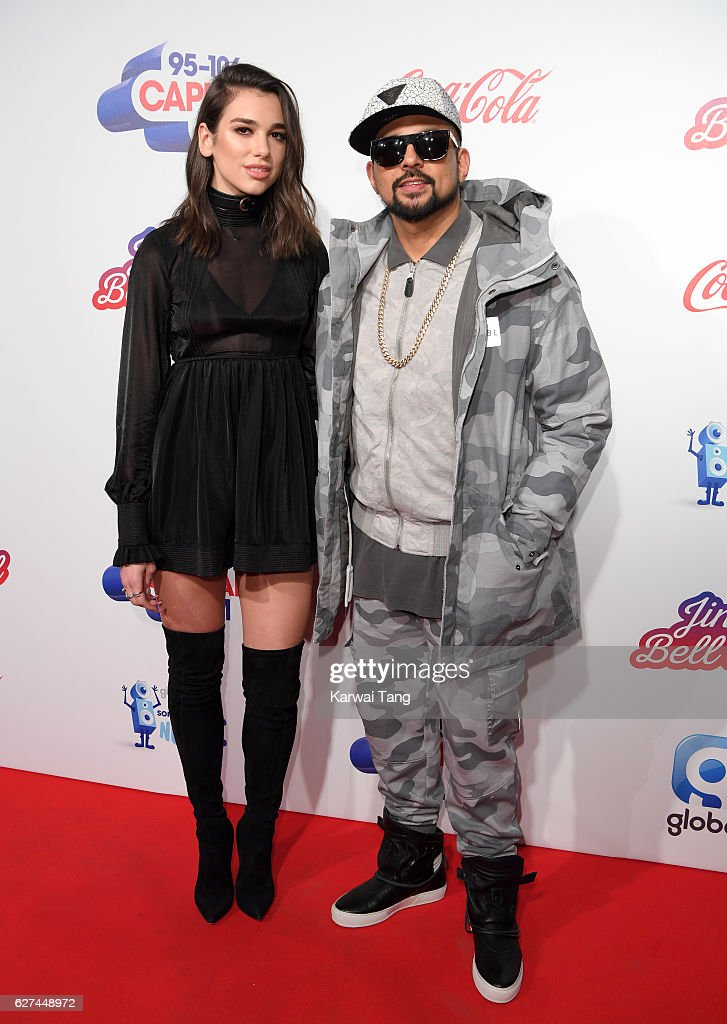 Capital's Jingle Bell Ball With Coca-Cola - Arrivals - Day 1