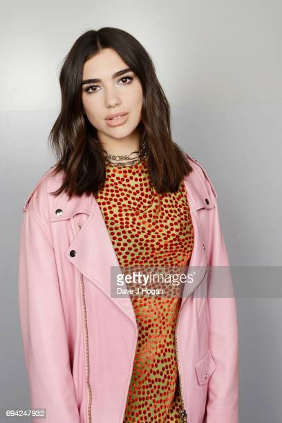 Dua Lipa at MTV Live Stage at ExCel on June 9 2017 in London England MTV Live Stage is a new music series that puts the artist at the epicentre of...