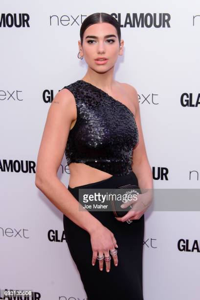 Dua Lipa attends the Glamour Women of The Year awards 2017 at Berkeley Square Gardens on June 6 2017 in London England