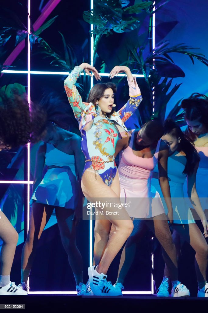 The BRIT Awards 2018 - Show : News Photo