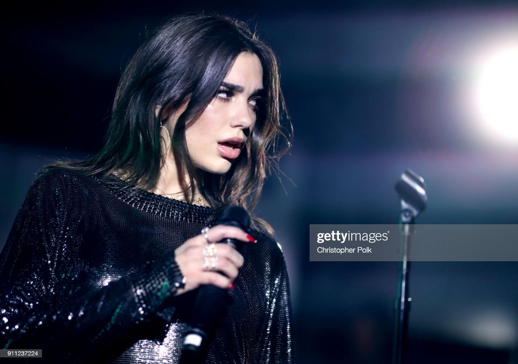 Billboard and Mastercard present a night with Dua Lipa : News Photo