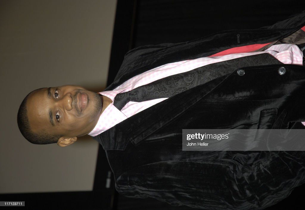Duand Martin during Ryan Seacrest and Tisha Campbell-Martin to Receive Divine Design 'Man and Woman of Style' Awards at Barker Hanger, Santa Monica Air Center in Santa Monica, California, United States.