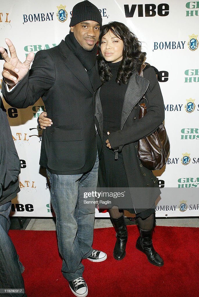 Duane Martin and Tisha Campbell during 'ATL' Special New York Screening - March 27, 2006 at Tribeca Cinemas in New York, New York.